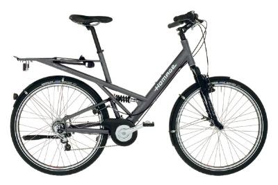 Trekkingbike-Angebot Riese und MüllerHomage city