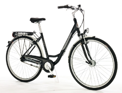 Citybike-Angebot Raleigh Unico-Plus