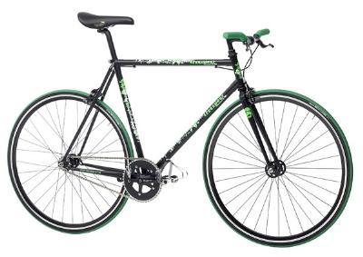 Urban-Bike-Angebot BergamontPEDRO single speed