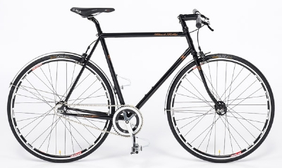 Urban-Bike-Angebot Contoura Black Betty