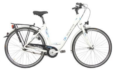 Citybike-Angebot AtlantaAtlanta City light weiss/anthrazit