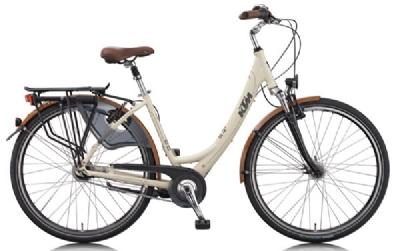 Citybike-Angebot KTM BikesCity Univers 8w