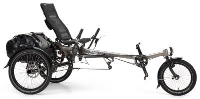 Liegerad-Angebot Hase BikesLepus comfort