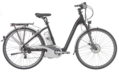 E-Bike-Angebot Flyer K-Serie Urban