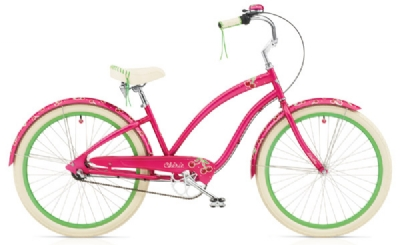 Cruiser-Bike-Angebot Electra Bicycle- Cherries 3i