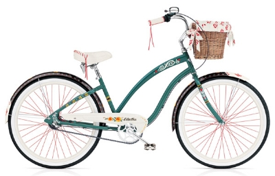 Cruiser-Bike-Angebot Electra Bicycle- Gypsy 3i