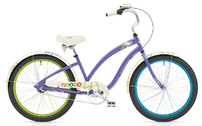 Cruiser-Bike-Angebot Electra Bicycle- Peace 3i