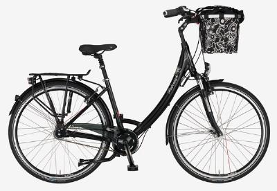 Citybike-Angebot KreidlerBild der Frau