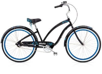 Cruiser-Bike-Angebot Electra Bicycle- Mariposa 3i