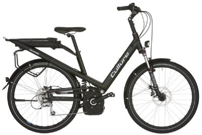 E-Bike-Angebot Riese und M�llerCulture Bosch Nuvinci