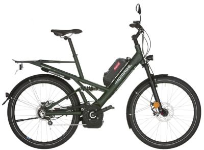 E-Bike-Angebot Riese und M�llerHomage Hybrid Touring Bosch HS