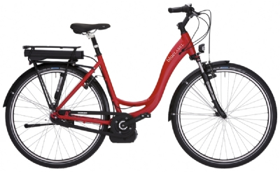 E-Bike-Angebot blue labelKomfort City Bosch Mittelmotor