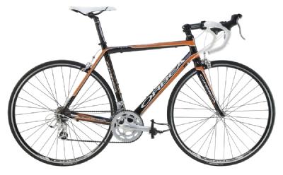 Rennrad-Angebot OrbeaAQUA 105 Orange/Schwarz 53