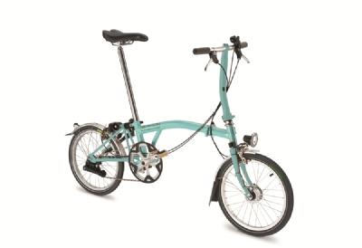 Faltrad-Angebot BromptonLD3/LD6