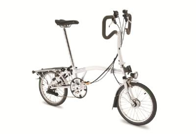 Faltrad-Angebot BromptonRD3/RD6