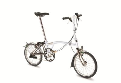 Faltrad-Angebot BromptonS2L-X