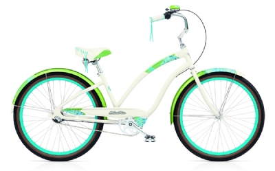 Cruiser-Bike-Angebot Electra BicycleCirque 3i