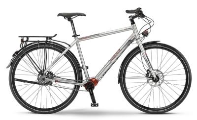 Trekkingbike-Angebot StaigerVERMONT 18 GANG PINION
