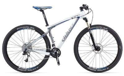 Mountainbike-Angebot GIANT XTC Composite 29er 2 Sram X.9