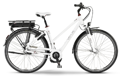 E-Bike-Angebot Sinus B1 7G Nexus wei� 2013