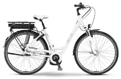 E-Bike-Angebot SinusB1 7G Nexus wei� 2013