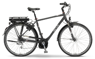 E-Bike-Angebot SinusB3 Dual Drive