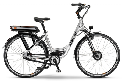 E-Bike-Angebot WinoraAGT mit Automatikgetriebe