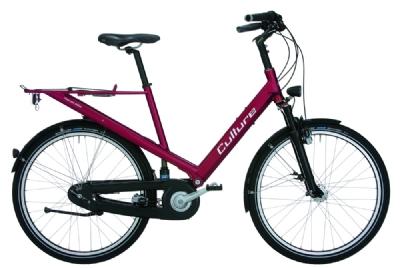 Gebrauchtrad-Angebot Riese und MüllerCulture  vollgefedert, Rohloff, kein E Bike,