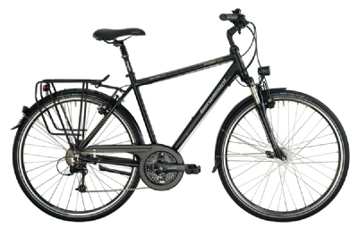 Trekkingbike-Angebot BergamontSponsor Tour Suspension