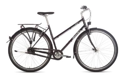 Trekkingbike-Angebot Breezer BikesDountown 8 Lady