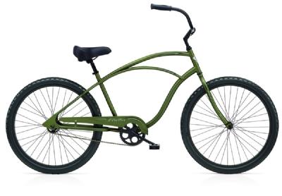 Cruiser-Bike-Angebot Electra BicycleCruiser 1 matte khaki men´s
