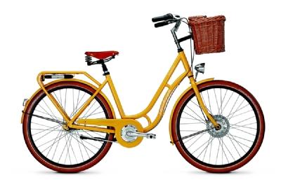 Citybike-Angebot RaleighBrighton