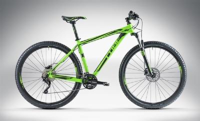 Mountainbike-Angebot CubeAttention SL 29 gre/blac 2014