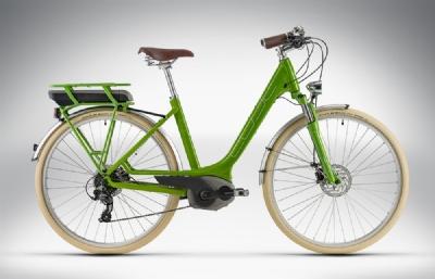 E-Bike-Angebot CubeTown Hybrid