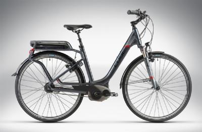 E-Bike-Angebot CubeTRAVEL HYBRID PRO RT Lady