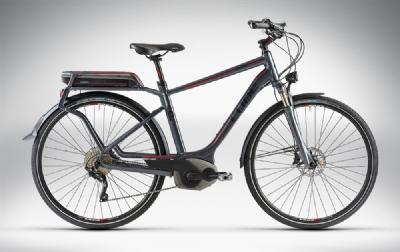 E-Bike-Angebot CubeTOURING HYBRID PRO anth. black