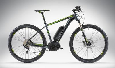 E-Bike-Angebot CubeREACTION HYBRID RACE 29 grey