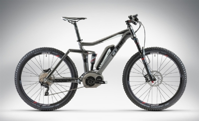 E-Bike-Angebot CubeStereo Hybrid 140