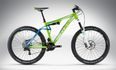 Mountainbike-Angebot Cube AMS 150 HPA Race