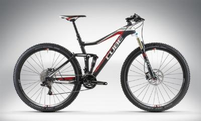 Mountainbike-Angebot CubeStereo 120 HPC Race 29