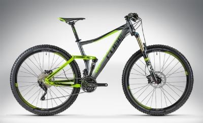 Mountainbike-Angebot CubeSTING 140 PRO 29 grey´n´green