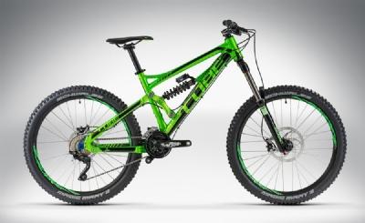 Mountainbike-Angebot CubeHanzz Pro 26