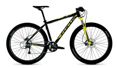 Mountainbike-Angebot FocusBlack Forrest 29R 5.0  27-G De