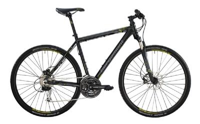 Crossbike-Angebot BergamontHelix 4.4 schwarz-gr�n 2014