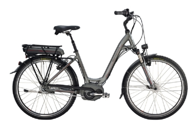 E-Bike-Angebot BergamontE-Line C N8 Wave