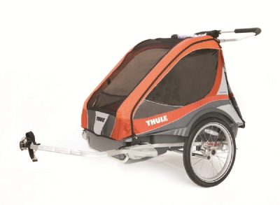 Anh�nger-Angebot Thule Chariot Corsaire 2 incl. Fahrradset