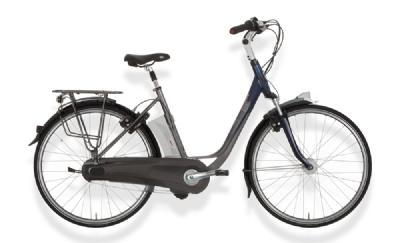 E-Bike-Angebot GazelleIMPULS EM SCHWARZ/BLAU 28