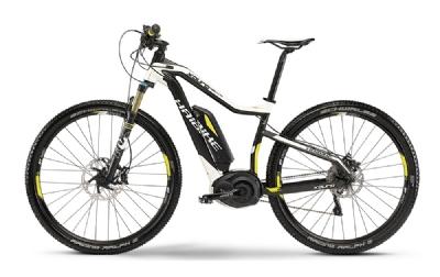 E-Bike-Angebot HaibikeX Duro   Hardnine Pro 2015 Intuvia