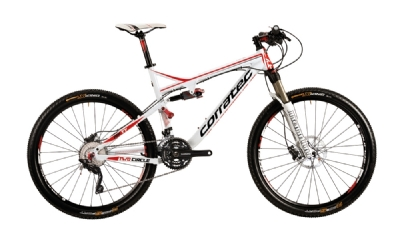 Mountainbike-Angebot Corratec Inside Link Fully y