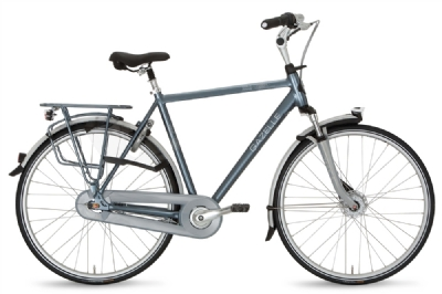 Citybike-Angebot Gazelle PARIS